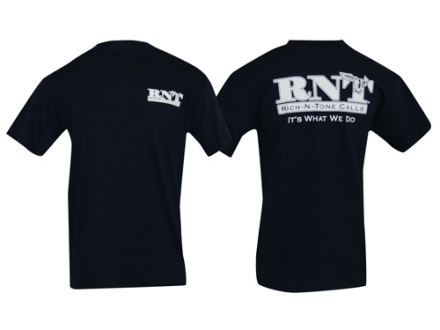RNT Men's Logo T-Shirt Short Sleeve Cotton