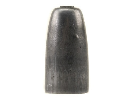 Montana Precision Swaging Cast Bullets 50 Caliber (503 Diameter) 450 Grain Lead Tapered Paper Patch (Unpatched) Spire Point Cup Base Box of 50