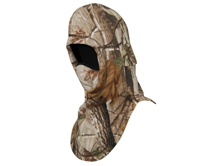 ScentBlocker Fleece All-Season Head Cover Polyester Realtree AP Camo