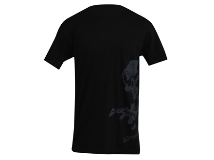 Advanced Armament Co (AAC) X-Guns Logo Sideprint T-Shirt Short Sleeve Cotton Black XL
