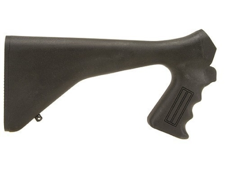 "Choate Mark 5 Pistol Grip Buttstock Youth (11-3/4"" Length of Pull) Winchester 1200, 1300, 1400 Synthetic Black"