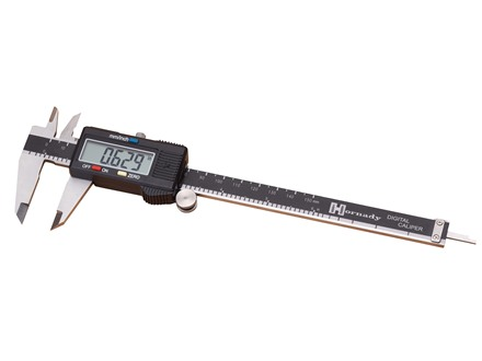 "Hornady Electronic Caliper 6"" Stainless Steel"
