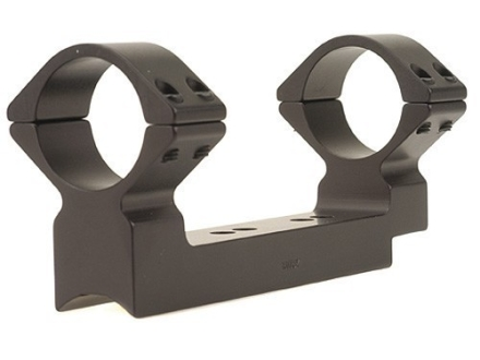 "Talley Lightweight 1-Piece Scope Mounts with Integral 1"" Rings Thompson Center Encore, Omega, Triumph Matte Extra-High"