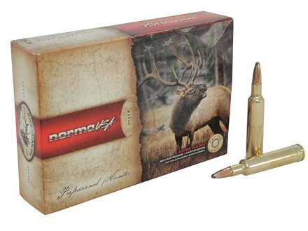Norma USA American PH Ammunition 270 Weatherby Magnum 130 Grain Soft Point Box of 20