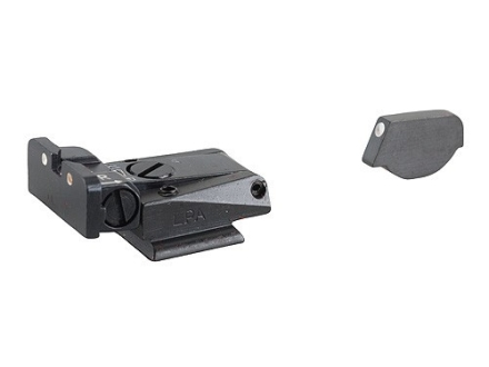LPA SPR Sight Set Ruger P85, P89 Steel 3-Dot