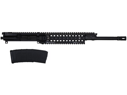 "Barrett AR-15 REC7 A3 Flat-Top Upper Assembly 5.56x45mm NATO 1 in 7"" Twist 16"" Barrel  Chrome Lined Chrome Moly Matte with Omega X Quad Rail Free Float Handguard, Flash Hider Pre-Ban"