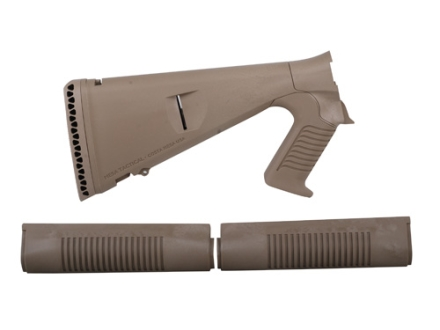 Mesa Tactical Urbino Tactical Stock and Forend Benelli M4 12 Gauge Synthetic Coyote Tan