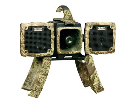 Primos Alpha Dogg Electronic Predator Call with 75 Digital Sounds Realtree Max-1 Camo