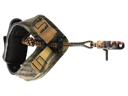 Scott Archery Little Bitty Goose RCS Bow Release Rope Connector Buckle Wrist Strap Mossy Oak Break-Up Camo