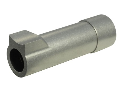 Wilson Combat Reverse Recoil Spring Plug Bull Barrel Supported Open End 1911 Government Stainless Steel