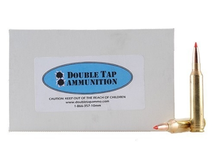 Doubletap Ammunition 7mm Remington Magnum 160 Grain Nosler AccuBond Spitzer Box of 20