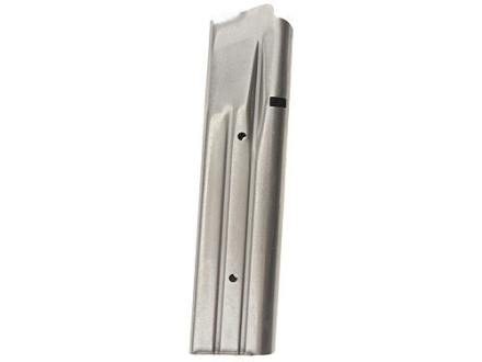 STI Replacement Magazine Body STI-2011 40 S&W 17-Round 140mm Competition Length Stainless Steel