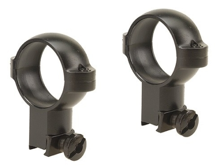 "Burris 1"" Signature Rings 22 Rimfire and Airgun Matte High"