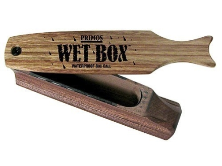 Primos Wet Box Waterproof Box Turkey Call