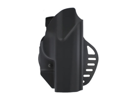 Hogue PowerSpeed Concealed Carry Holster Outside the Waistband (OWB) Right Hand Beretta PX4 9, 40  Polymer Black