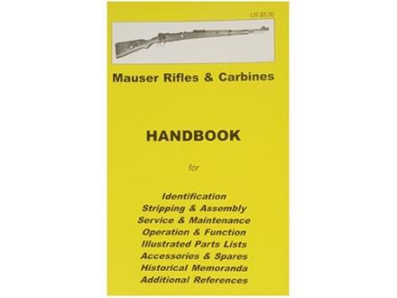 """7.92mm Kar 98K Mauser"" Handbook"