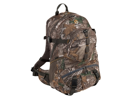 Scent-Lok Daypack Backpack Polyester Realtree Xtra Camo