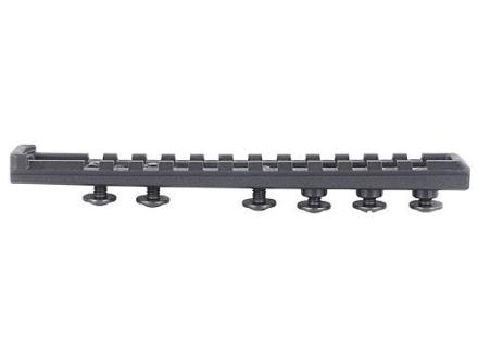 Mako Parallel Picatinny Rail fits AR-15 M4 Handguard Polymer Matte
