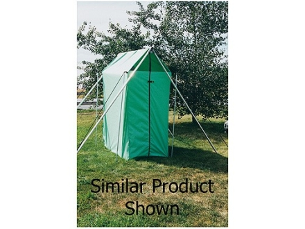 Montana Canvas Toilet/Shower 3' x 5' Tent 10 oz Canvas