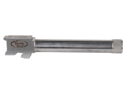 "Storm Lake Barrel Glock 22 40 S&W 1 in 16"" Twist 5.19"" Stainless Steel 9/16""-24 Threaded Muzzle with Thread Protector"