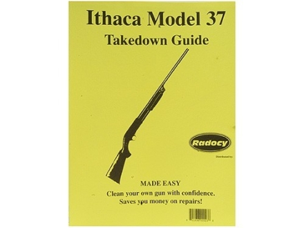"Radocy Takedown Guide ""Ithaca 37"""