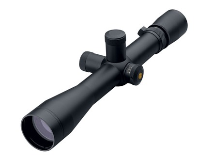 Leupold Mark 4 Precision Rifle Long Range Rifle Scope 30mm Tube 4.5-14x 40mm Side Focus Matte