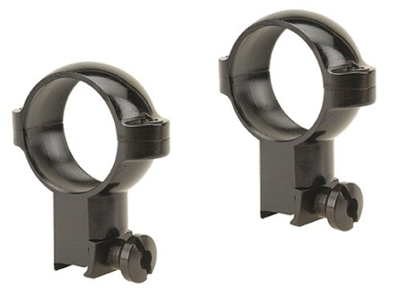 "Burris 1"" Signature Rings 22 Rimfire and Airgun Gloss High"