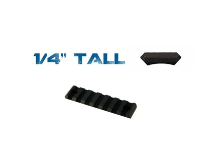 "Yankee Hill Machine Picatinny Rail  3"" Fits Yankee Hill Customizable Handguard Aluminum Matte"