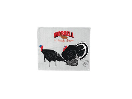 Morrell Polypropylene Archery Target Face Turkey