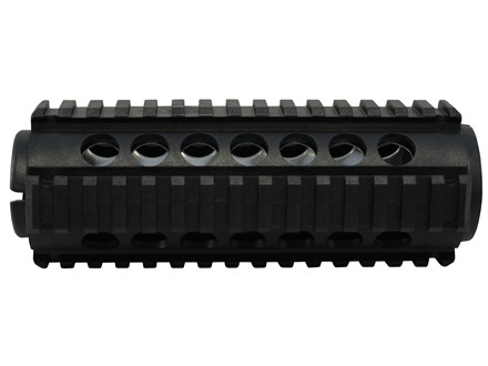 ProMag Quad-Rail Handguard AR-15 Carbine Length 2-Piece Polymer Black