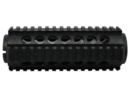 ProMag Quad-Rail Handguard AR-15 Carbine Length 2-Piece Polymer Black