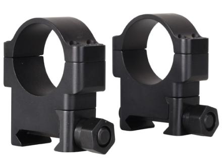 """TPS 1"""" HRT Weaver-Style Aluminum Rings Matte Medium"""