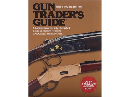 """Gun Trader's Guide 34th Edition"" Book By Jay Cassell"