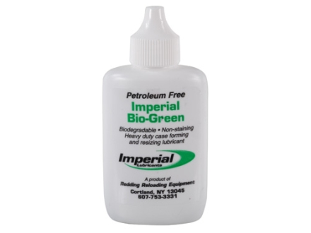 Imperial Bio-Green Case Lube 3 oz Liquid