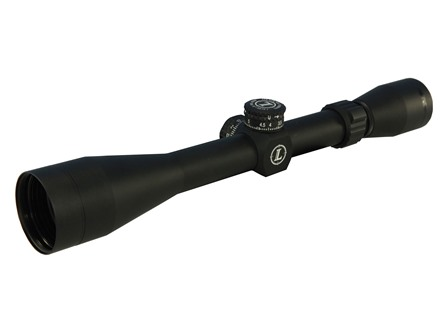Leupold Mark AR MOD 1 Rifle Scope 3-9x 40mm 1/10 Mil Adjustments Mil-Dot Reticle Matte with 2-Piece Tactical Mount
