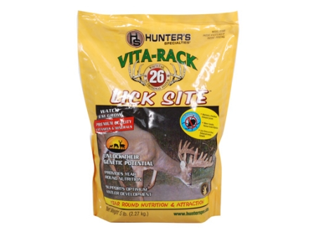Hunter's Specialties Vita-Rack 26 Lick Site Deer Supplement Granular 5 lb