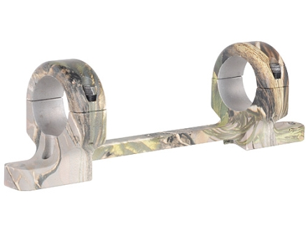"DNZ Products Game Reaper 1-Piece Scope Base with 1"" Integral Rings Remington 700 Long Action APG Camo Medium"