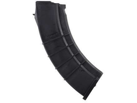 SGM Tactical Magazine Saiga 7.62x39mm 30-Round Polymer Black