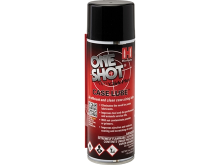 Hornady One Shot Case Lube 5 oz Aerosol