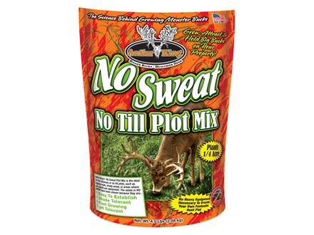 Antler King No Sweat No Till Annual Food Plot Seed 4.5 lb