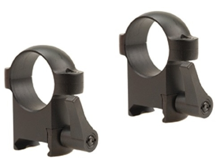 "Burris 1"" Quick-Release Weaver-Style Rings Matte High"