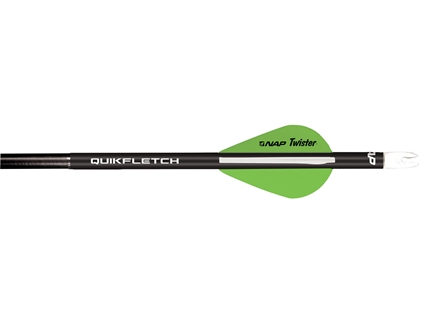 NAP Quikfletch Twister Arrow Fletching System