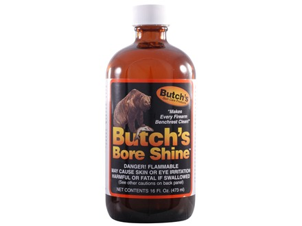 Butch's Bore Shine Bore Cleaning Solvent 16 oz Liquid