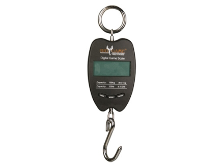 Big Game 330 lb Digital Big Game Scale