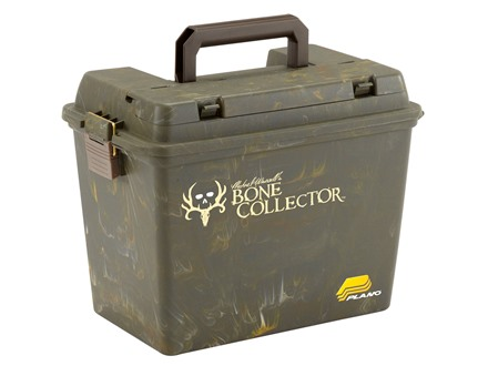 "Plano Magnum Bone Collector Field Box 17"" x 10-3/8"" x 13"" Polymer Olive Drab"