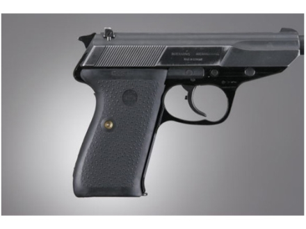 Hogue Rubber Grip Panels Walther P5 Auto Black