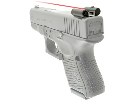 LaserLyte Rear Sight Laser Glock All Models Matte