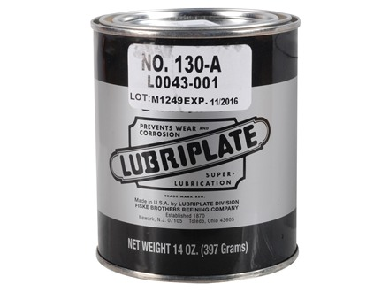 Lubriplate 130-A Mil-Spec Grease 14 oz Can