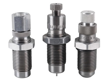 Lee Carbide 3-Die Set 10mm Auto