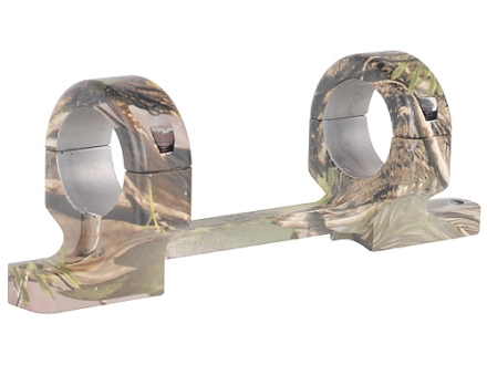 "DNZ Products Game Reaper 1-Piece Scope Base with 1"" Integral Rings Remington 700 Short Action APG Camo Medium"